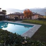 Villa Aurora with pool, Colico
