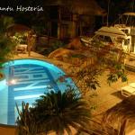 Hotel Nantu Hostería, Puerto López