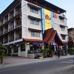 New Rose Boutique Hotel, Vientiane