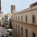 Blackandwhitehome Ramblas, Barcelona