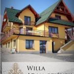 Willa Adamcykówka, Kluszkowce