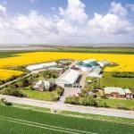 Hotel Pictures: Bauernhof Familie Wulff, Reußenköge