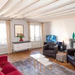 Splendid and Calm Apartment Rue Sainte-Anne, Paris