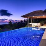 Sunset Heights - Multi Level Seaview Villa, Nathon