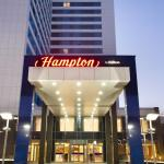 Hampton by Hilton Moscow Strogino, Moscow