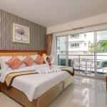 The Golden Ville Boutique Hotel and Spa, Pattaya Central