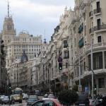 Gran Via Jardines, Madrid