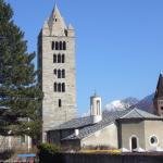 Le Nid de Saint Ours, Aosta