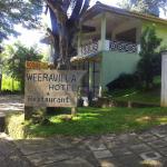Weeravilla Hotel & Restaurant, Pinnawala