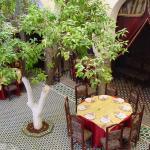 Riad Ines-Palace, Meknès