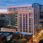 Global Luxury Suites at China Town,  Boston