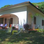 Villa Villetta Manuela, Castellina Marittima