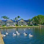 Hotellikuvia: Moby Dick Waterfront Motel, Yamba