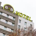 Hotel Pictures: B&B Hôtel Paris Porte de la Villette, Paris