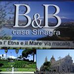 Tra L'Etna E Il Mare B&B,  Catania
