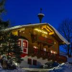 Hotel Pictures: Designer-Chalets, Dorf Dienten