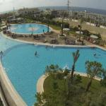 Las Salinas Resort / Motel, Anfah
