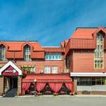 Business Hotel Delta, Irkutsk
