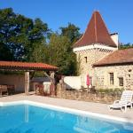 Hotel Pictures: Holiday home Moulin de Turlet J-569, Saint-Front-la-Rivière