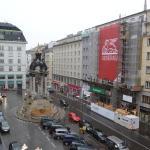 Goldfisch Apartment Hoher Markt, Vienna