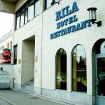 Hotel Rila, Budapest