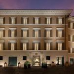 Palazzo Scanderbeg, Rome