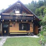 Holiday Home Prdelanca, Luče