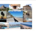Hotel Pictures: Hotel Victoria, Segur de Calafell