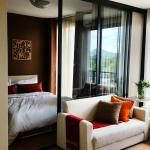 Cozy Lake and Mountain View Apartment, Bang Tao Beach