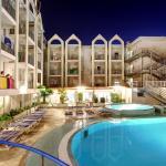 Hotel Palace, Lignano Sabbiadoro