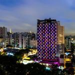 Hotel WZ Jardins, Sao Paulo