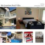My Jomtien Pool Villa, Jomtien Beach
