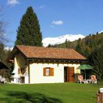 Chalet La Montagnola, Borgo