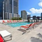 NUOVO Miami Apartments at Brickell 1st, Miami