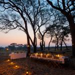 Hwange Safari Lodge,  Dete