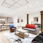 Just Renovated 138m2 On The Seine,  Paris