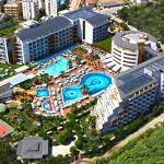My Home Resort Hotel, Avsallar