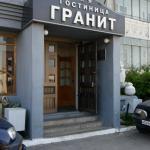 Granit Hotel,  Vladivostok