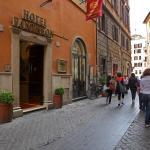 Hotel Pantheon, Rome