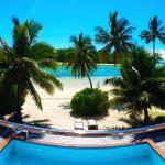 Hotel Pictures: Navigator Beachfront Villa, Ngatangiia
