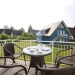 Haus Möwe - Ferienwohnung 04 mit Balkon, Börgerende-Rethwisch