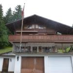 Alpenrösli,  Schwarzsee