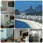 Copa Premium Apartamentos,  Rio de Janeiro
