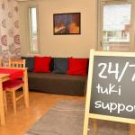 Helppo Hotelli Apartments Tampere, Tampere