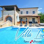 Villa Luna,  Sveti Lovreč Pazenatički