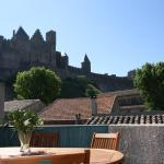 Appartement Le Saint Gimer - Les Balcons de la Cité, Carcassonne