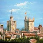Romance En Provence, Uzès