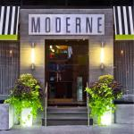 Moderne Hotel,  New York