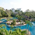 The Green Park Resort, Pattaya North