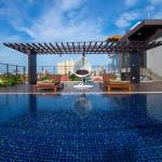 The Palm Boutique Hotel & Residence, Phnom Penh